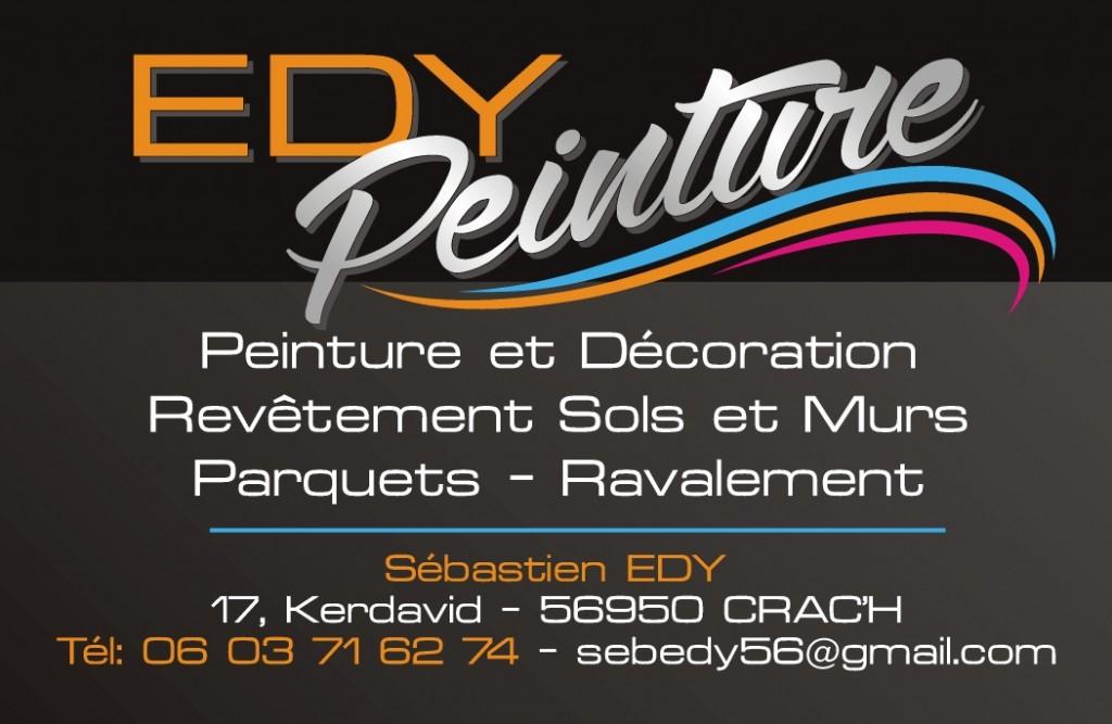 Carte De Visite EDY Peinture